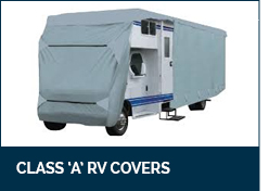 CLASS 'A' RV COVERS