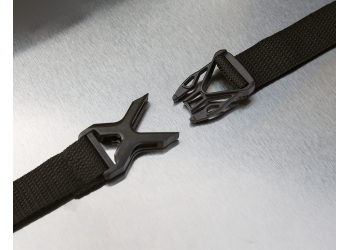 Weighted assist straps and buckles
