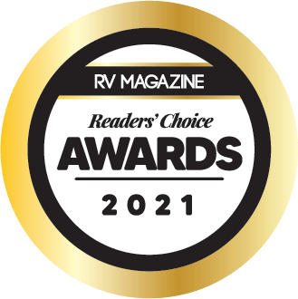 RV Magazine 2021 Readers' Choice Award